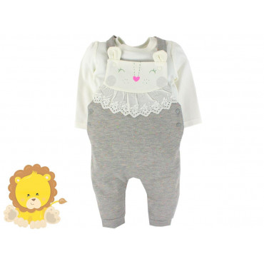 Tongs Baby Cute Baby Lion Slopet 2486 Gri